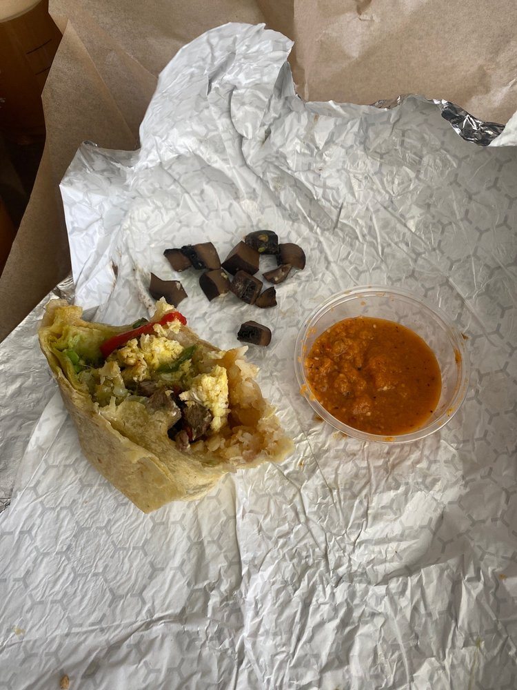 Uncle Daddy's All Day Breakfast Burritos: 4013 W Riverside Dr, Burbank, CA