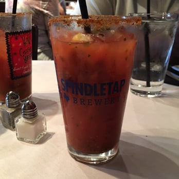 photo of the union kitchen kingwood tx united states blood mary from - Union Kitchen Kingwood