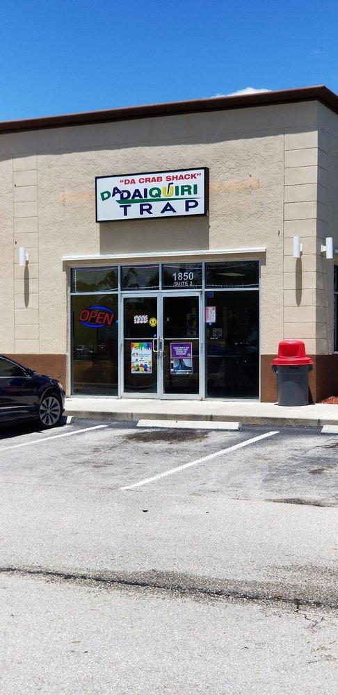 Da Daiquiri Trap: 1850 W Blue Heron Blvd, West Palm Beach, FL