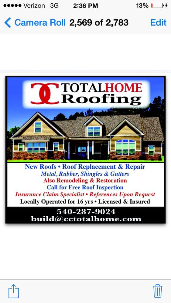 CC Total Home Improvement: Marshall, VA