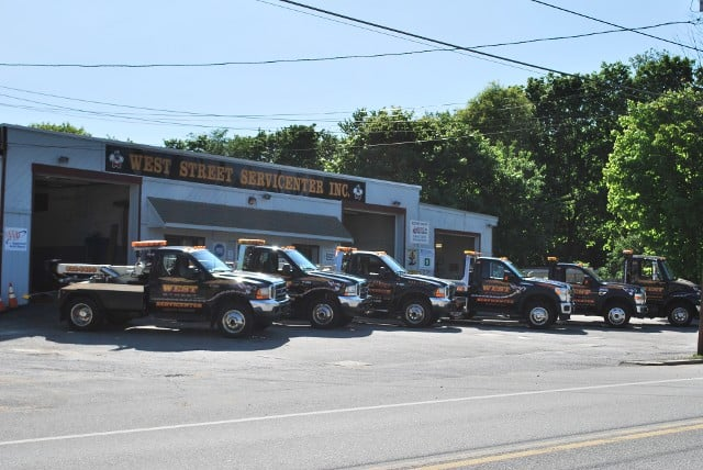 Towing business in Winchendon, MA