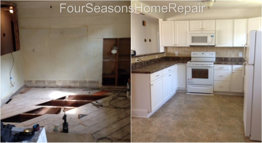 Photo Of Four Seasons Home Repair Newport News Va United States