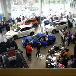 Willowdale Subaru Dealerships 222 Steeles Avenue W