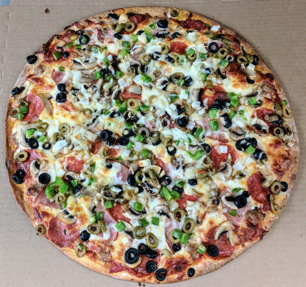 Pizza Man of Cannon Falls: 329 Main St W, Cannon Falls, MN