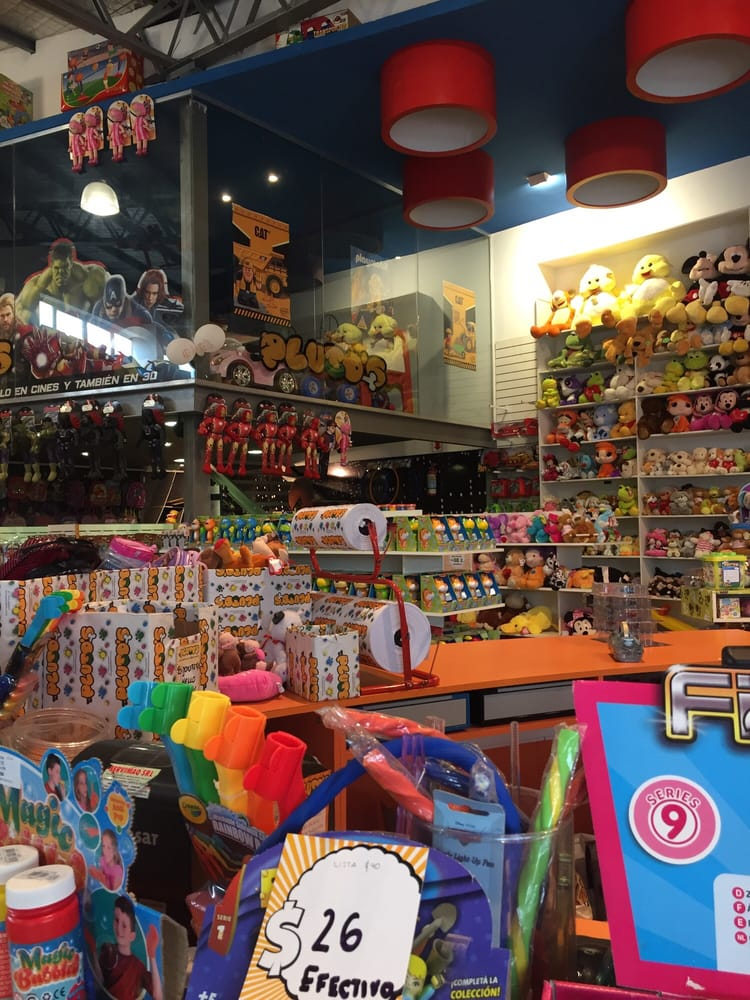 Pluto s tiendas de juguetes o 39 higgins 3571 jardin for Barrio jardin espinosa cordoba