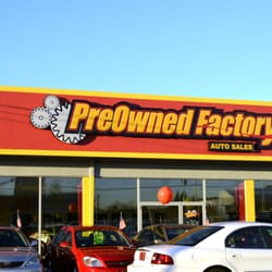 Pre Owned Factory >> Preowned Factory New 12 Photos Auto Loan Providers