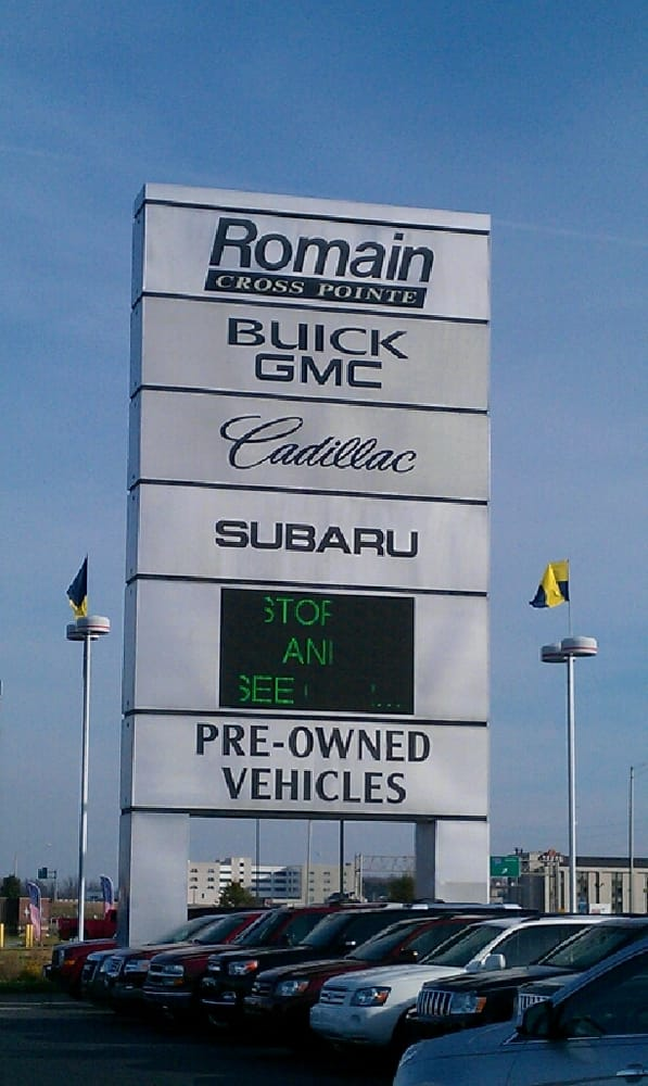Romain Buick GMC Cadillac - Auto Repair - 7600 E Division St, Evansville, IN - Phone Number - Yelp
