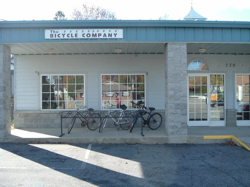 The Bicycle Company of Hendersonville: 779 N Church St, Hendersonville, NC