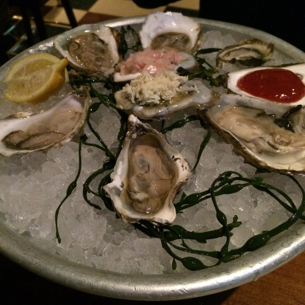 1 2 dozen oysters yelp for King s fish house corona