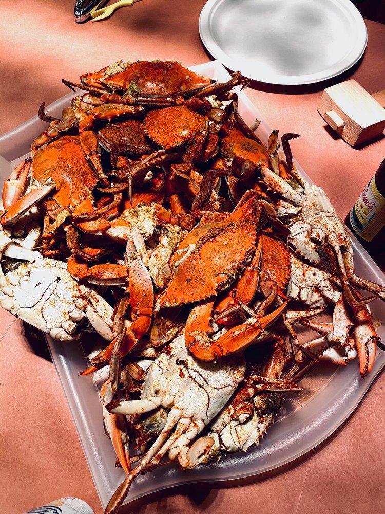 Archar Seafood: 725 Hamilton St, Somerset, NJ