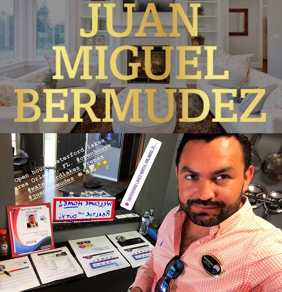 Juan Bermudez - RE/MAX VANTAGE
