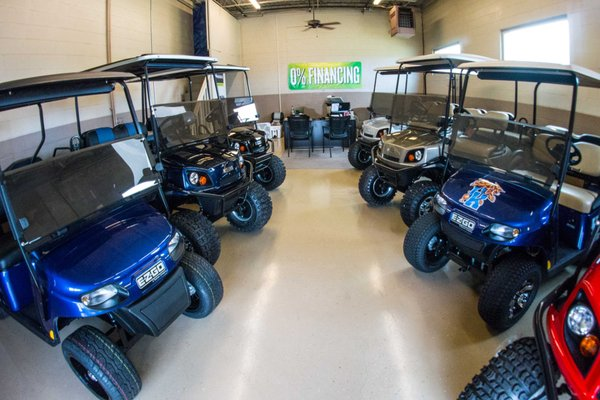 West Kentucky Golf Carts - Golf Cart Dealers - 2731 Olivet Church Rd