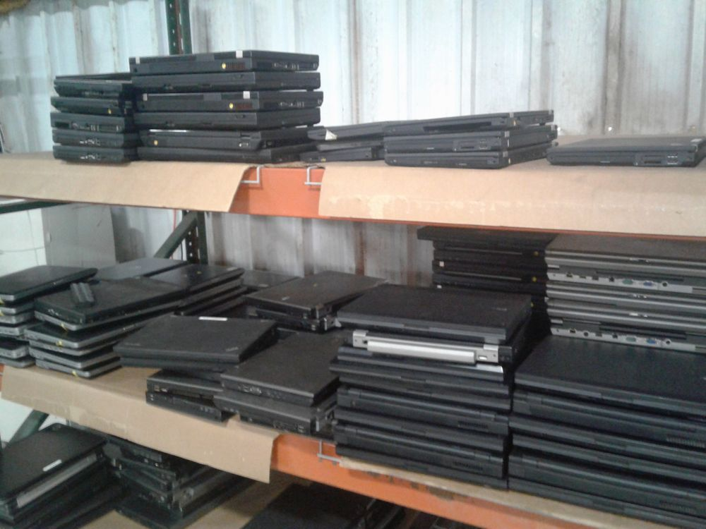 STS Electronic Recycling: 522 Cr 1520, Jacksonville, TX