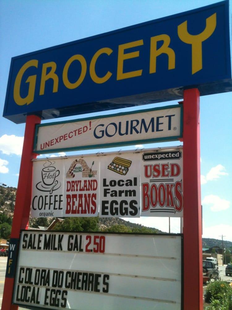 Dolores Food Market: 400 Railroad Ave, Dolores, CO