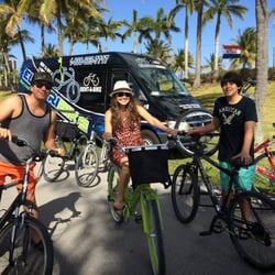 Photo Of Electri Bike Miami Beach Fl United States Al Haulover