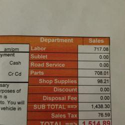 Fine Tune Auto Repair Service - 19 Reviews - Auto Repair - 17546