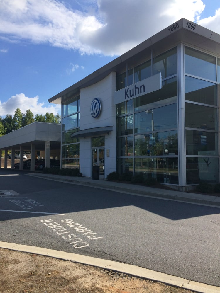 Kuhn Vw Of Marietta Atlanta Vw Dealer Yelp
