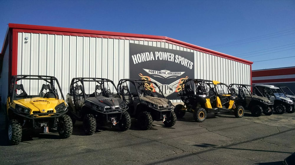 Honda Power Sports of Fort Smith: 3731 Towson Ave, Fort Smith, AR