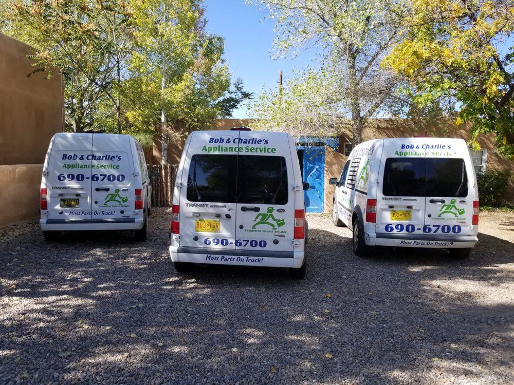 Bob & Charlie's Appliance Service: Santa Fe, NM
