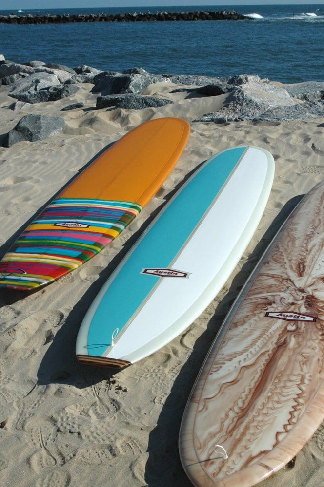Custom Surfboards Virginia Beach