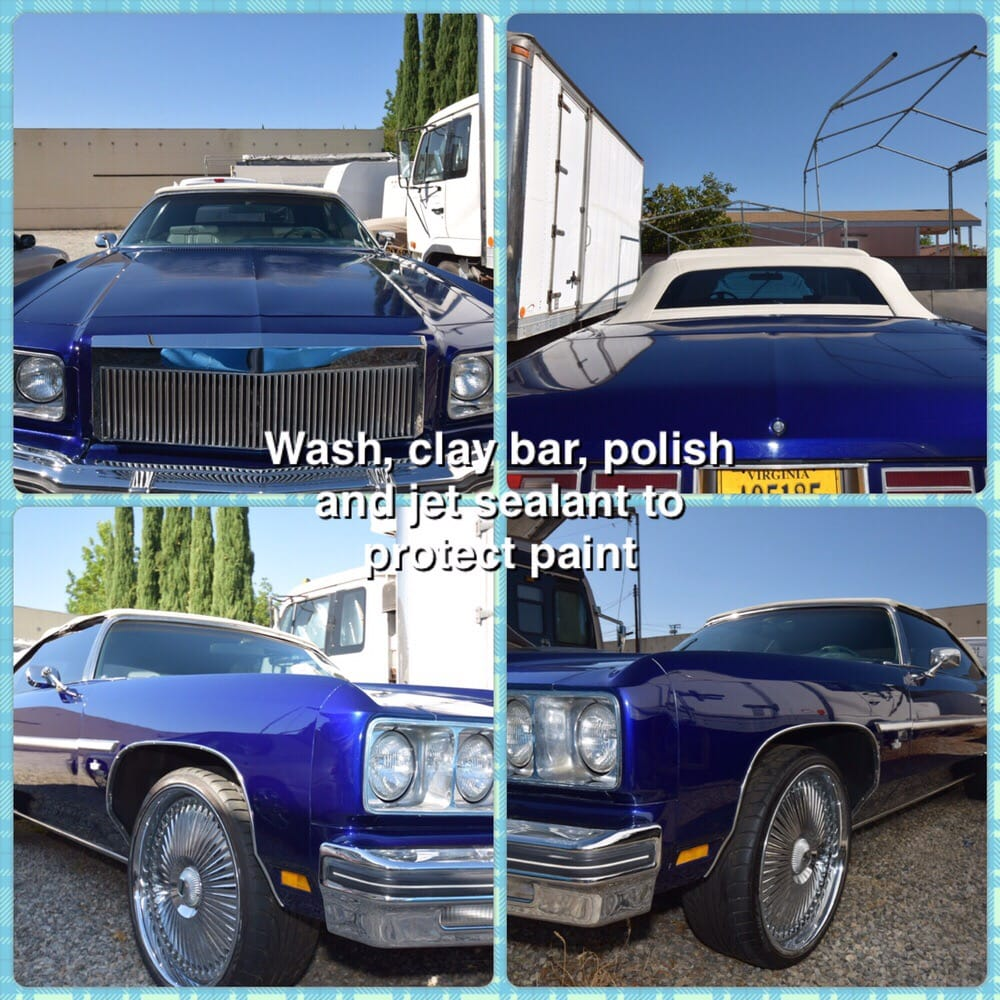 1975 chevy caprice restored paint yelp for Mobile auto painting