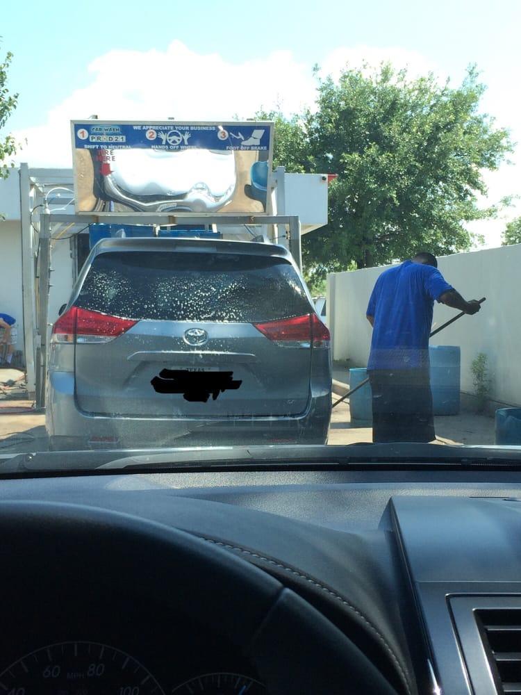 Car Wash Pasadena Tx