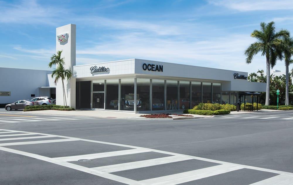 Ocean Cadillac 21 Photos 21 Avis Concessionnaire