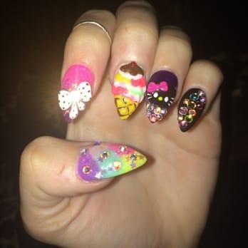 Jenny s 3d nails art 263 photos 39 reviews nail for 3d nail art salon