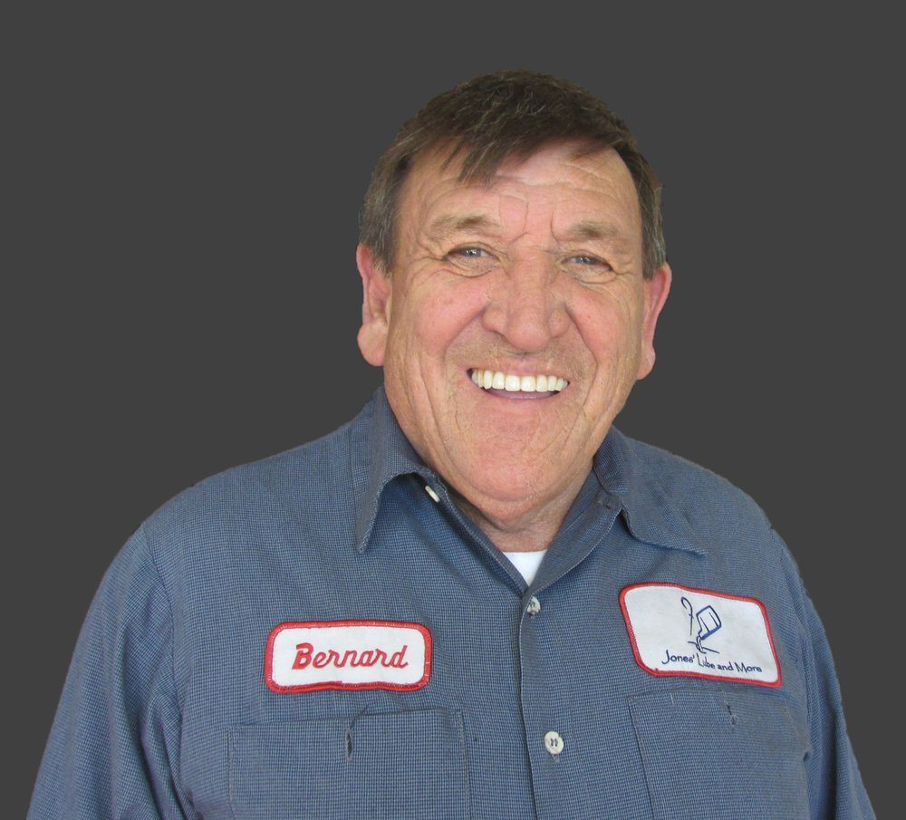 Business Owner Bernard Jones Yelp