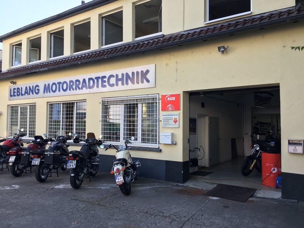 Leblang Motorradtechnik - Motorradwerkstatt - Königsteiner Str. 190 ...