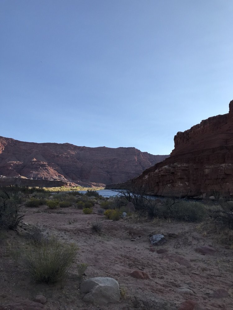 Lees Ferry Campground: Lees Ferry Rd, Marble Canyon, AZ