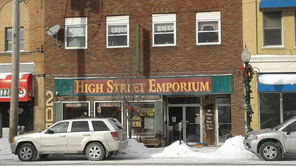 High Street Emporium: 205 W High St, Ebensburg, PA