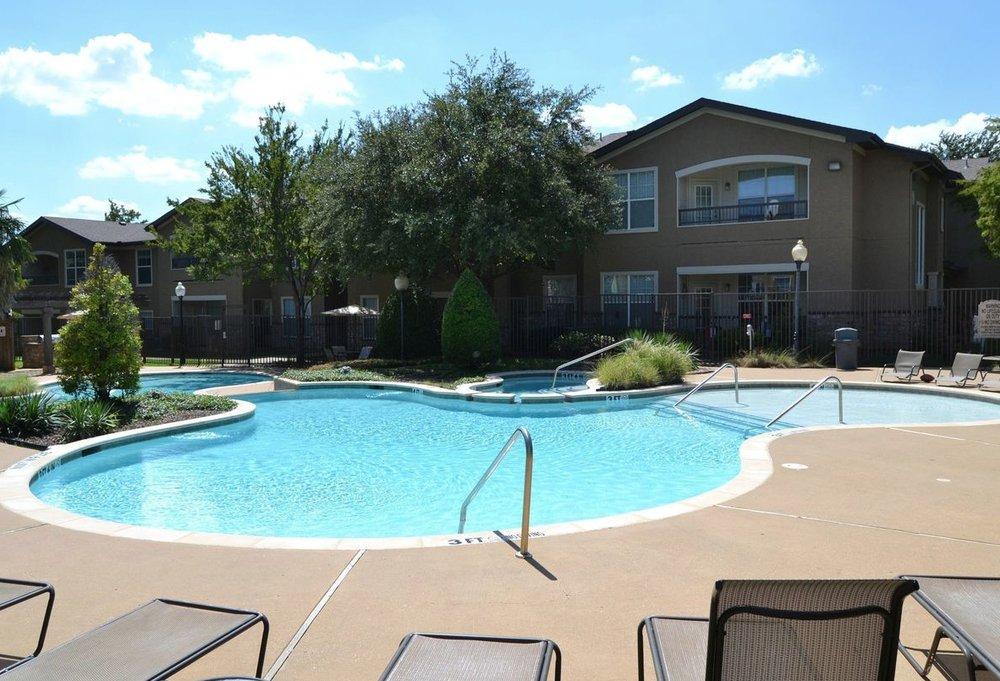 Hidden Creek Apartments: 300 South Watters Rd, Allen, TX