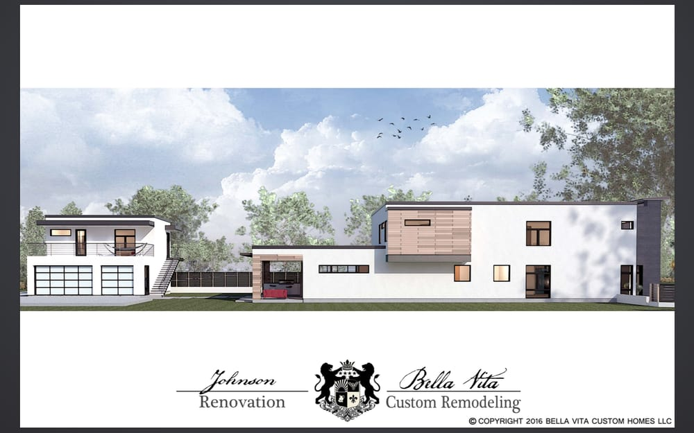 Finalized Plans By Bella Vita Custom Homes And Roderick And Juliann