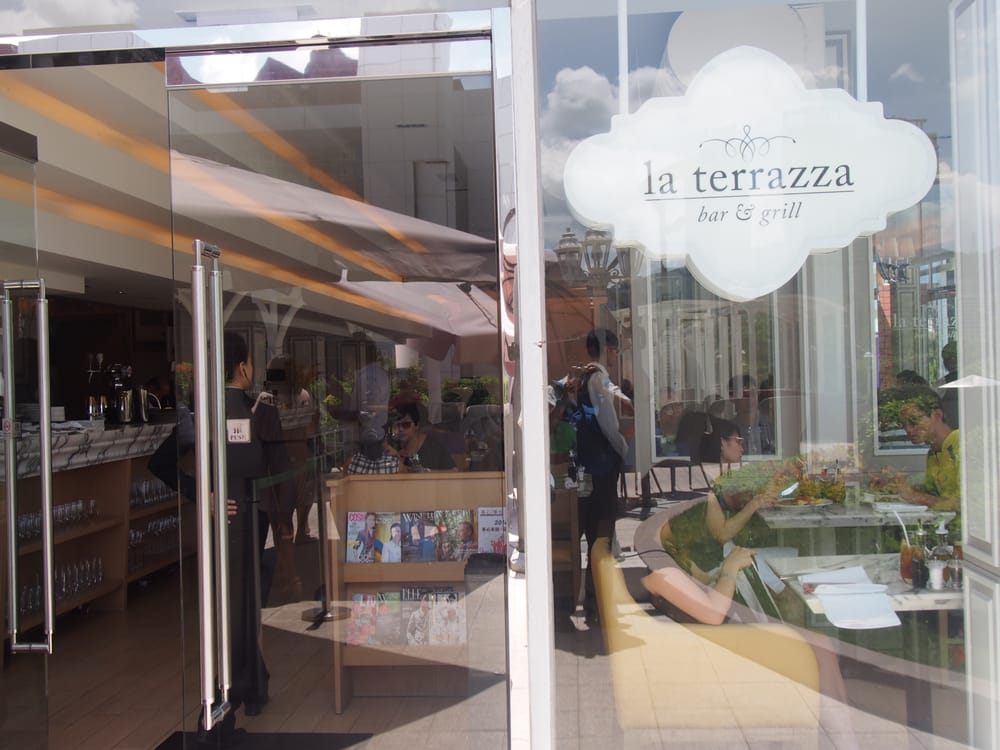 Photos For La Terrazza Bar Grill Yelp