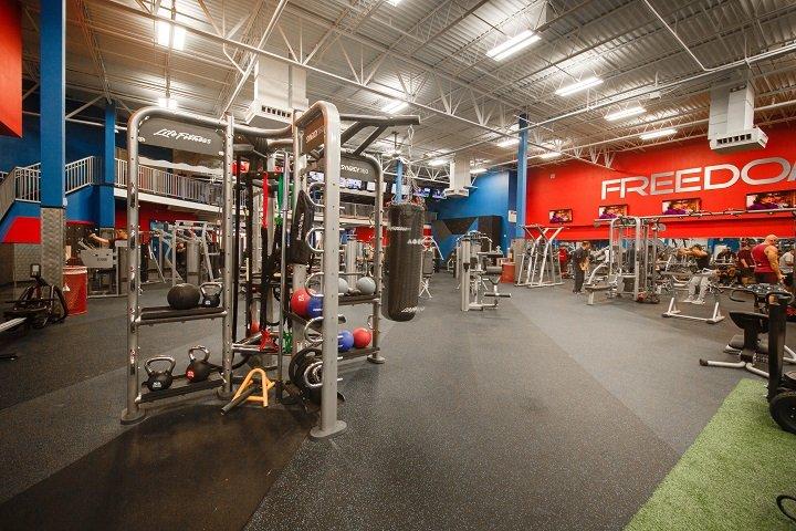 Freedom Fitness: 5513 Saratoga Blvd, Corpus Christi, TX