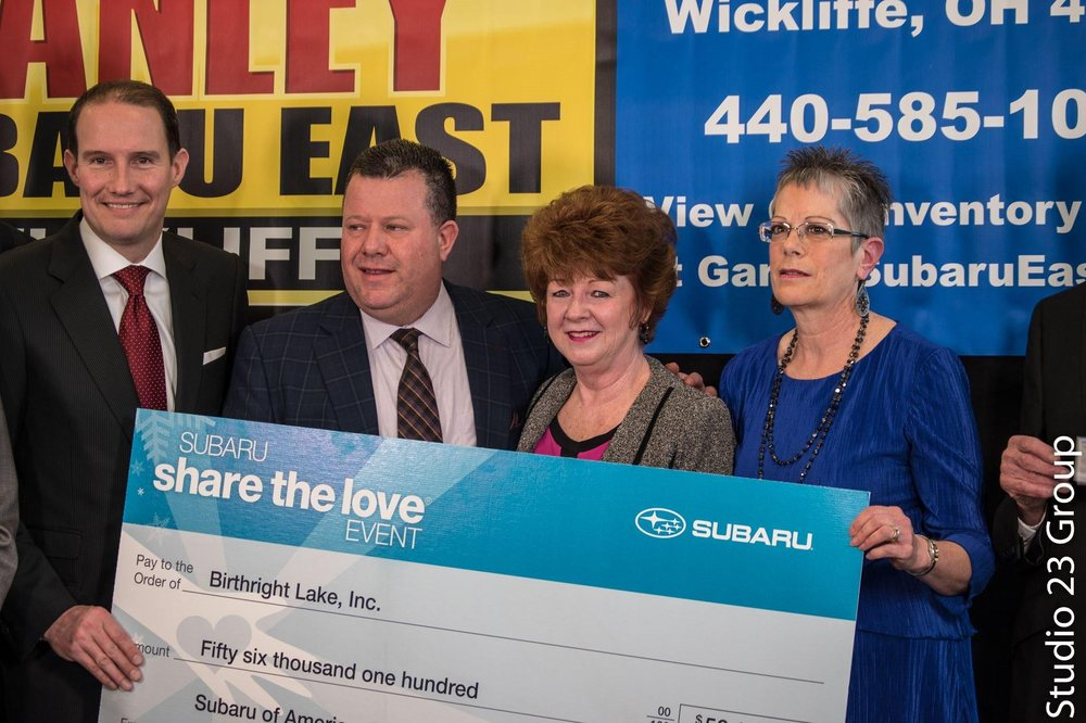 Ganley Subaru East >> Ganley Subaru East Is Helping The Local Community Yelp