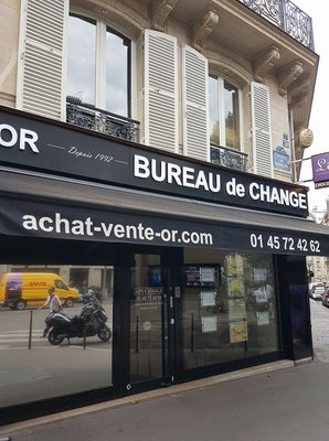 APS Change Bureau de change 30 avenue de Friedland Champs
