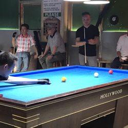Billiards In Falls Church Yelp - Kickball pool table