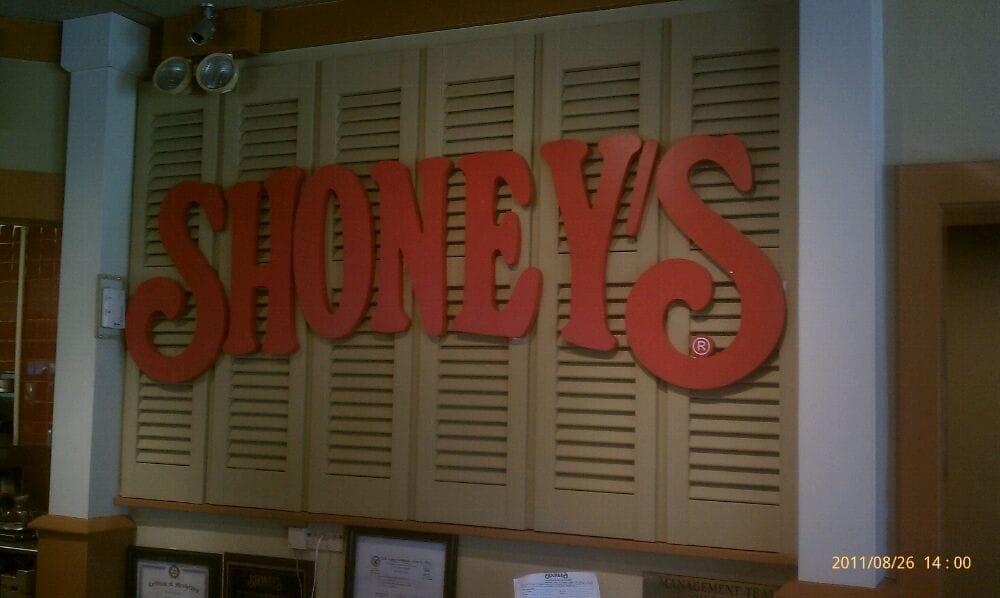 Shoney's Restaurant: 112 Interstate Dr, Greenville, AL