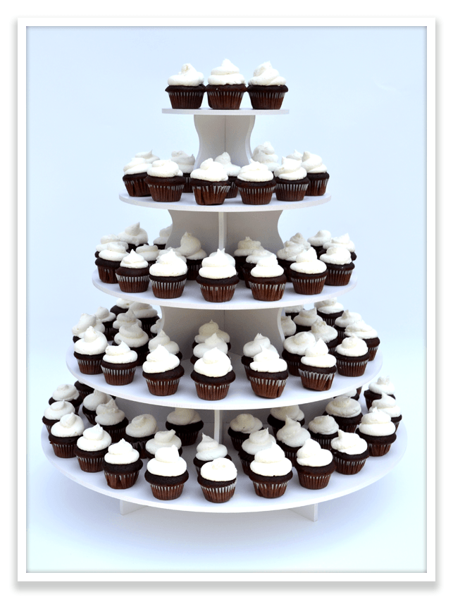 Wendy S Cupcakes Amp Dessert Tower Stand Rental Party