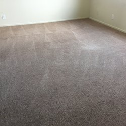 Photo of JJ Carpet Cleaning - Lawndale, CA, United States. Vacant apartment carpet