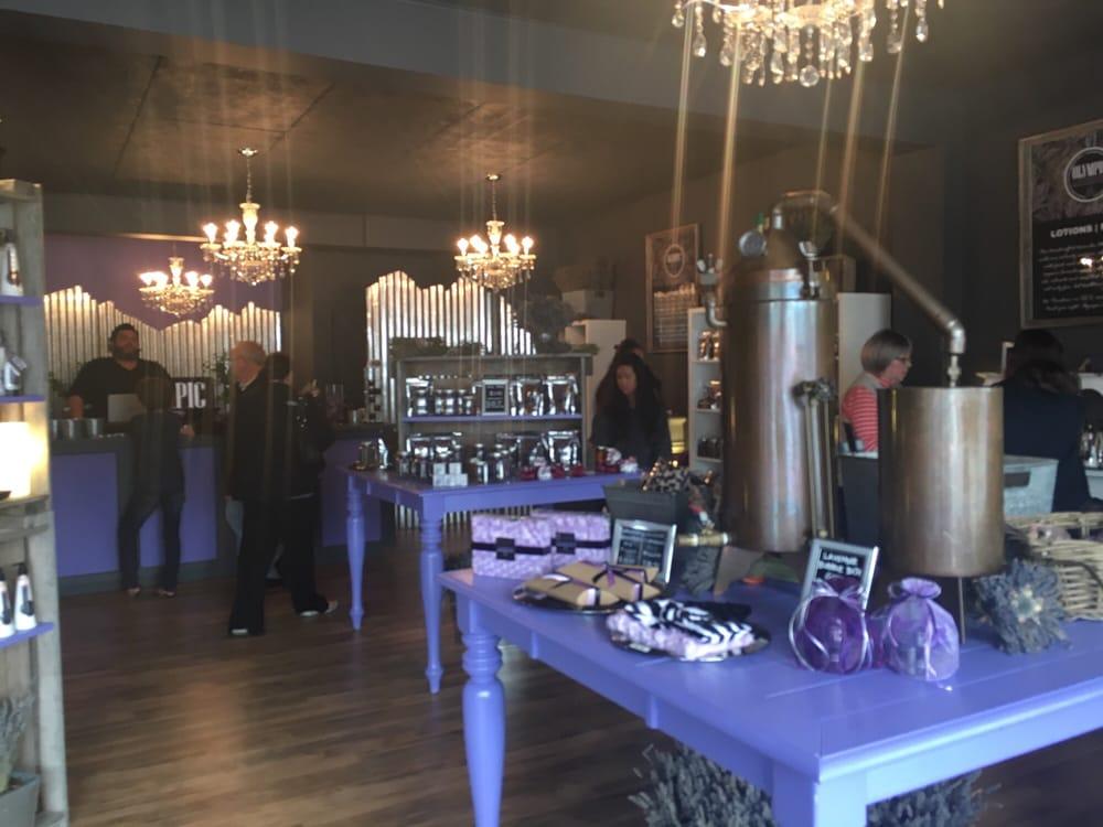 Photo of Olympic Lavender Company: Sequim, WA