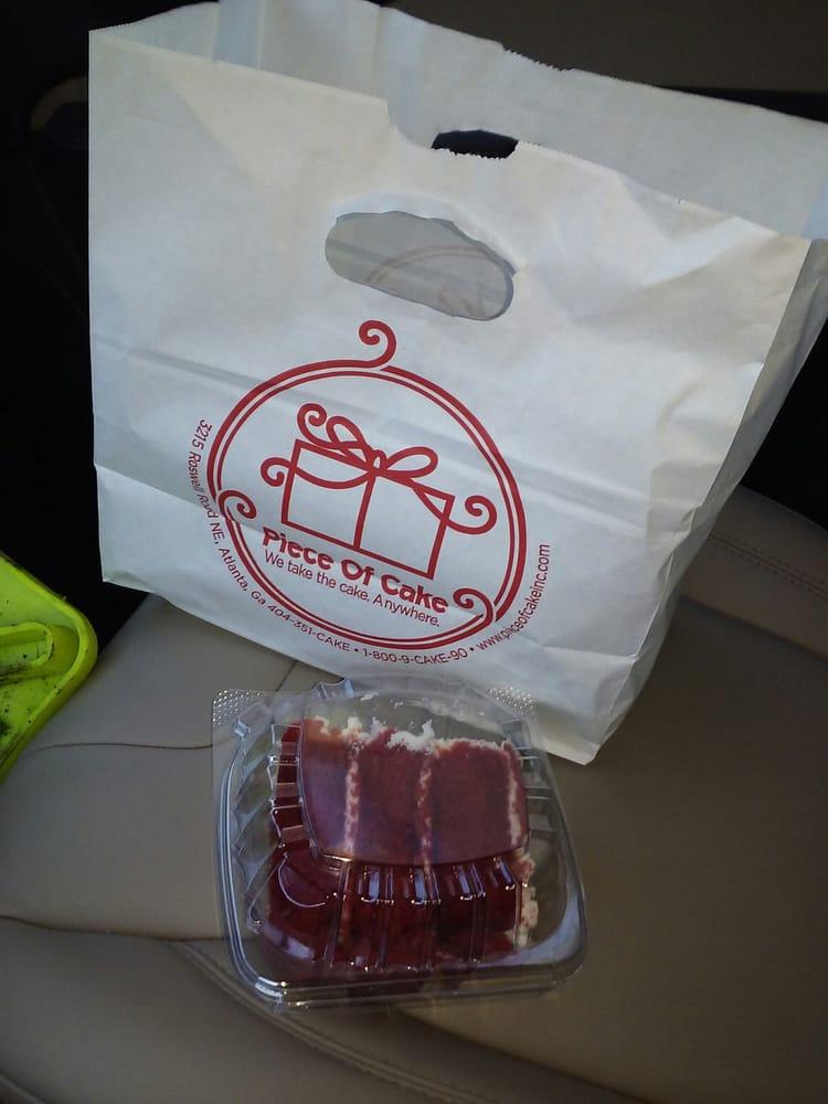 A Piece Of Cake Atlanta Reviews