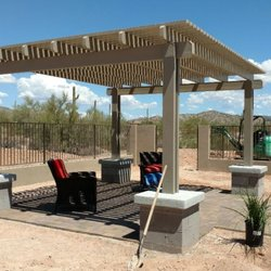 Photo Of Cool Patios   San Tan Valley, AZ, United States. Lattice Pergola