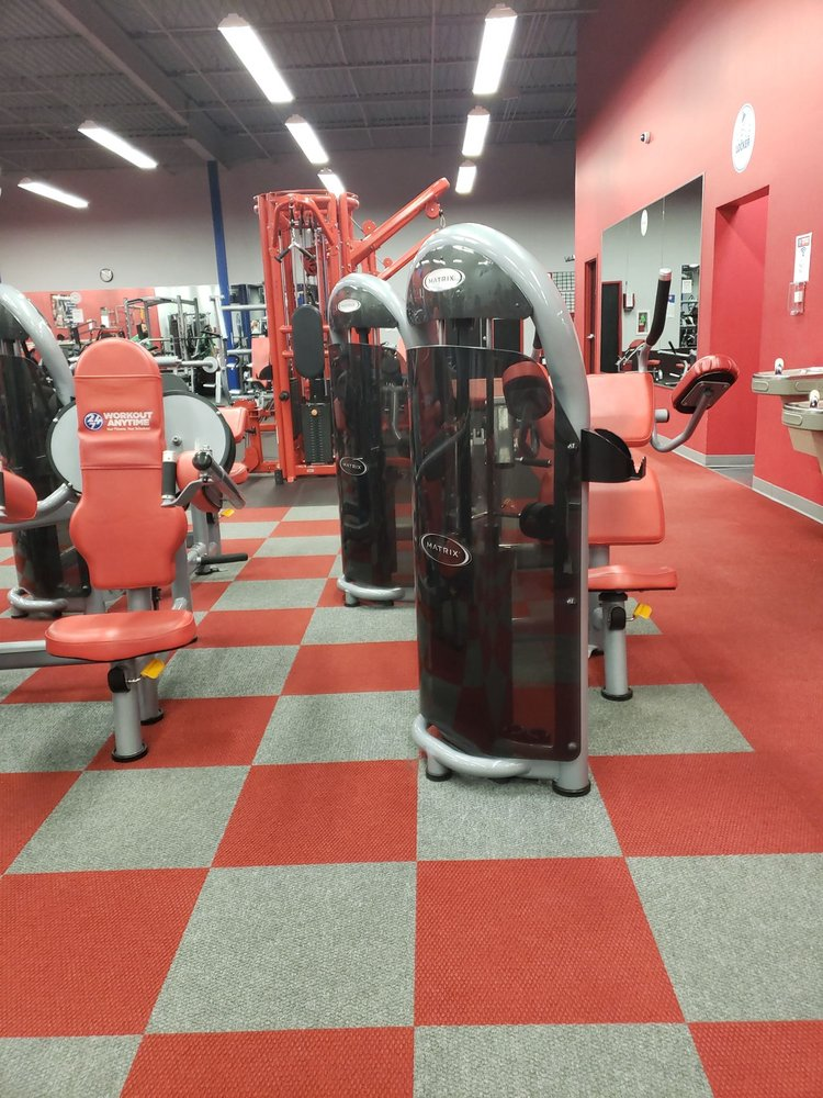 Workout Anytime Athens: 921 Decatur Pike, Athens, TN