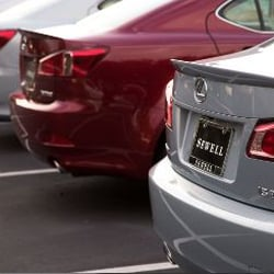 Photo Of Sewell Lexus Dallas Tx United States