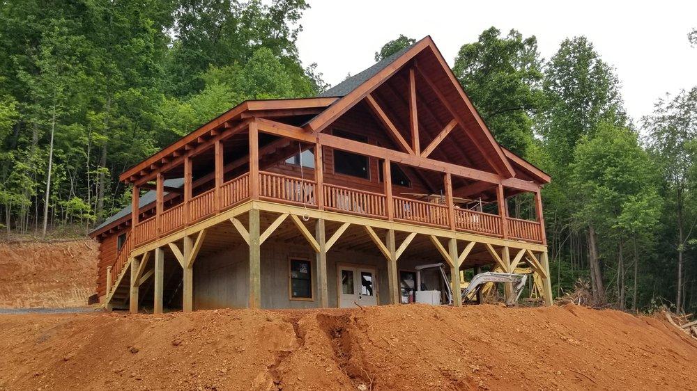 Blue Ridge Log Homes: 3038 Lee Jackson Hwy, Staunton, VA