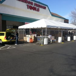 Photo of Harbor Freight Tools - Chico CA United States. Tent sale & Harbor Freight Tools - Hardware Stores - 130 W East Ave Chico CA ...