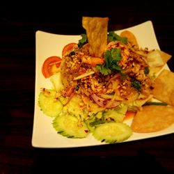 Photo Of Best Thai Plano Tx United States Nachos